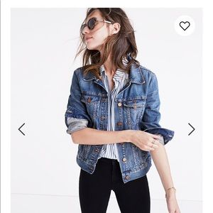 The Jean Jacket from Madewell
